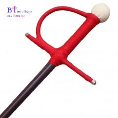 Ayuda de muleta  en palo de golf