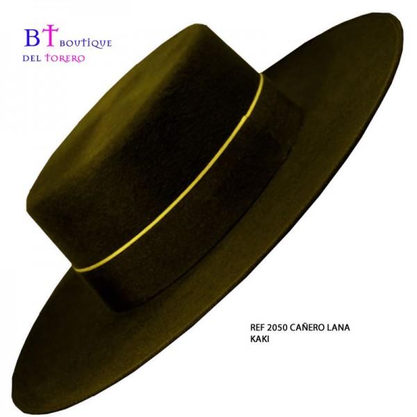 Sombrero cordobés Kaki