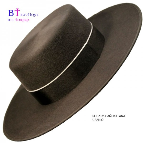Sombrero cordobés uranio