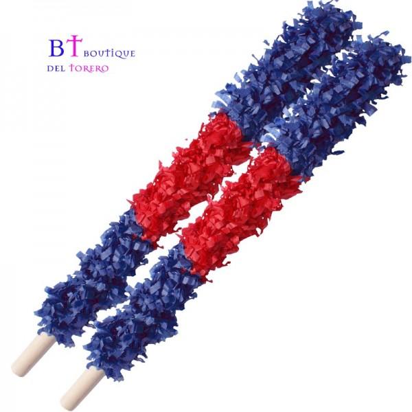 Banderillas de niño de colores 40 cm