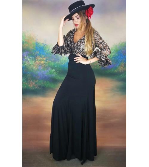 Camisa de flamenca