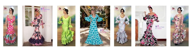 Trajes de flamenca outlet, trajes de flamenca rebajados, trajes de flamenca baratos