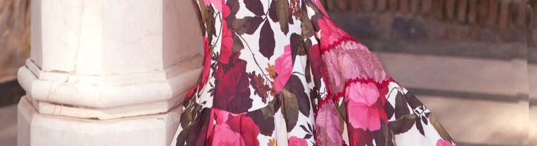 Faldas de flamenca