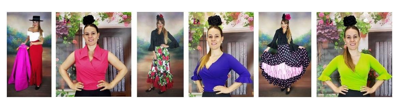 Camisas de flamenco