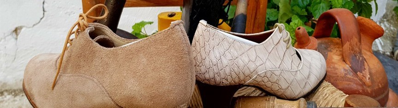 Zapatos de flamenca