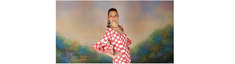 Vestido de flamenco tamanho 36