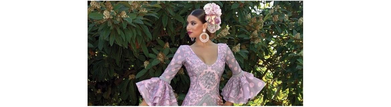 Traje de flamenca outlet talla 40