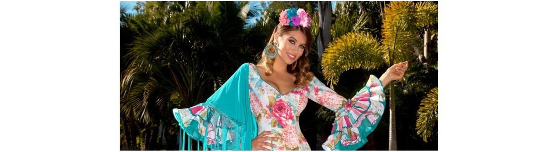 Vestido de flamenco tamanho 42