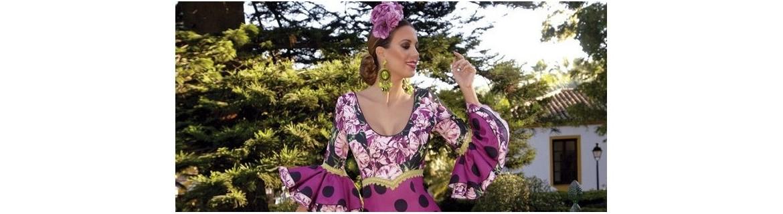 Vestido de flamenco tamanho 44