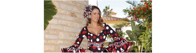 Robe flamenco sortie taille 48