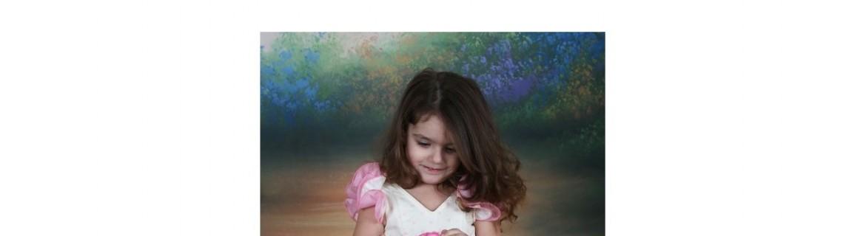 Edad de 0 a 1 año. Trajes de flamenco niñas.