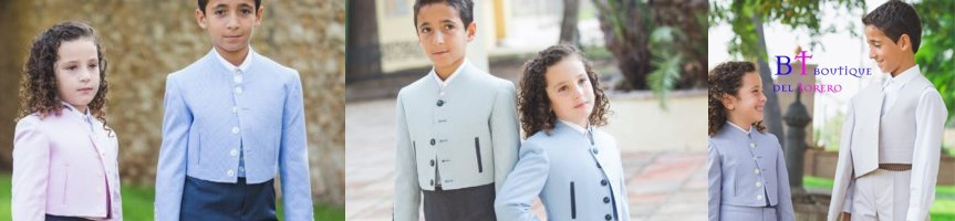 Campero suit for girls and boys