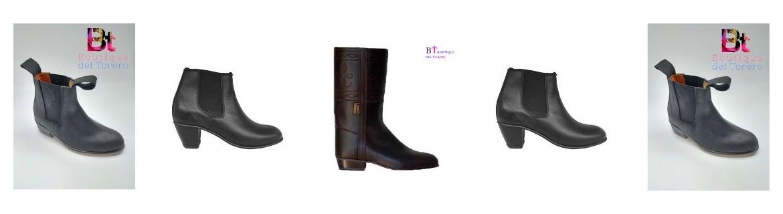 Botos camperos, botas de caza, botas de hípica, botas de polo