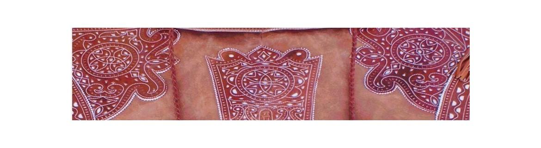 Saddlery leather goods