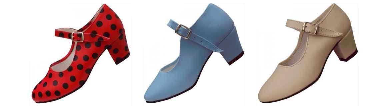 Zapatos de ensayo
