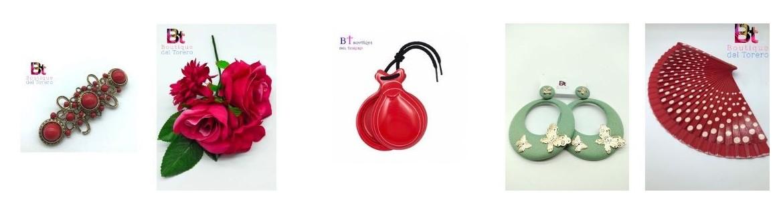Complementos de moda flamenca