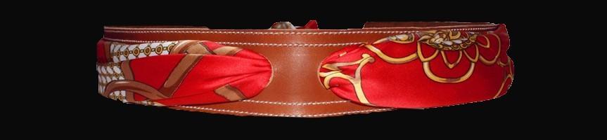 Cinturones camperos para faldas flamencas