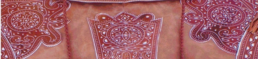 Saddlery leather goods